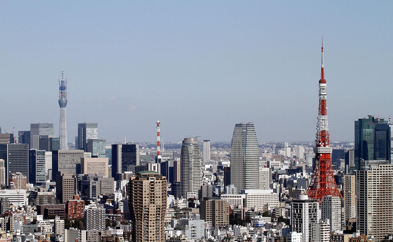 northern tokyo skyline itinerary