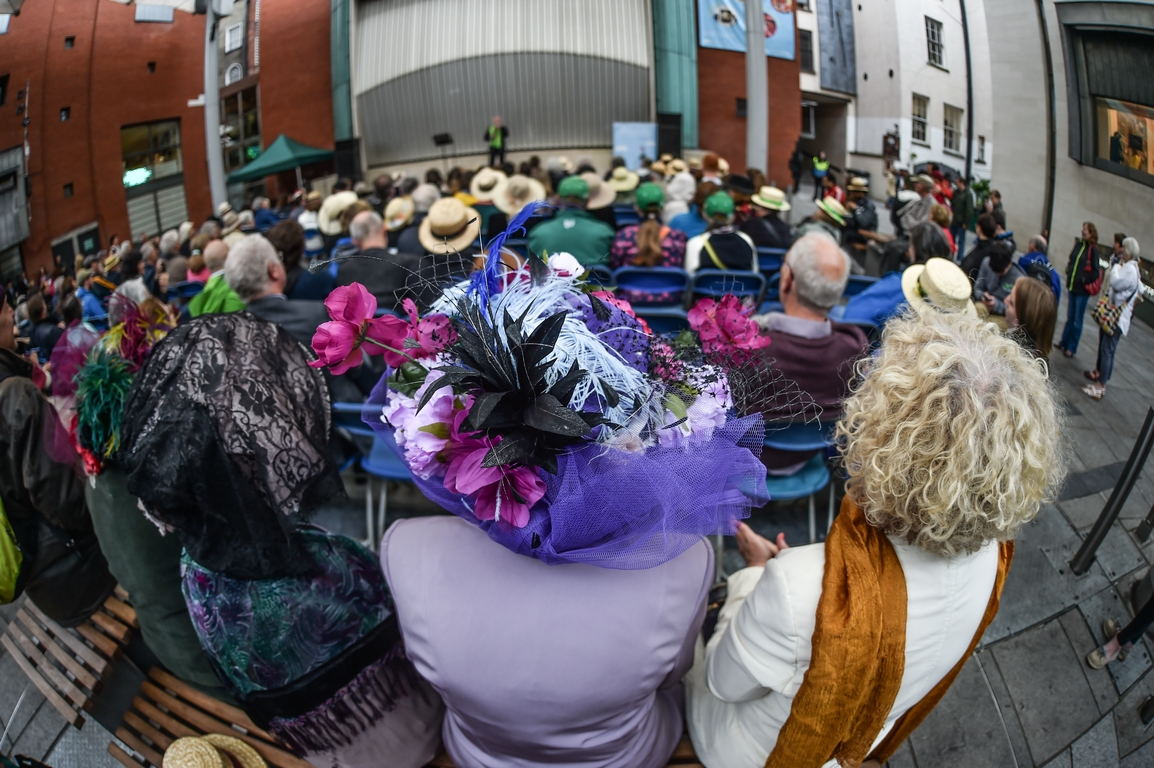Bloomsday 2017 Festival Dublin