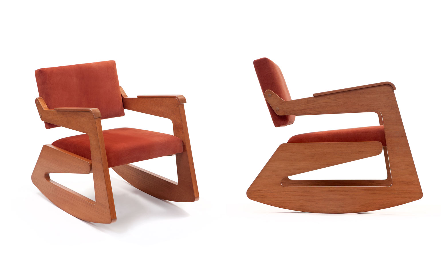 top ten furniture designers. Balanço Rocking Chair, 1948 Top Ten Furniture Designers E