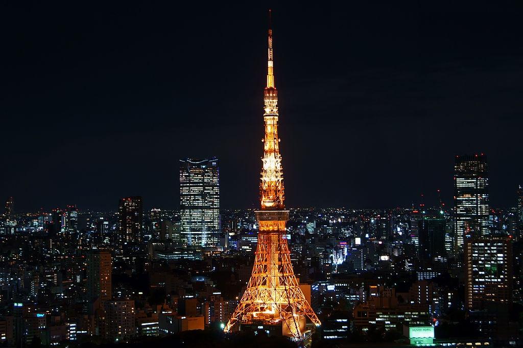 Tokyo Tower must do in tokyo Japan