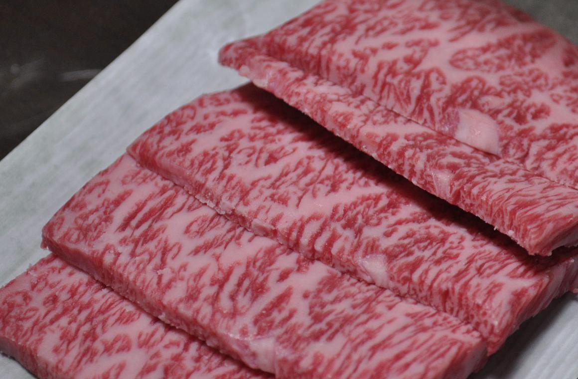 kobe beef on luxury travel Japan