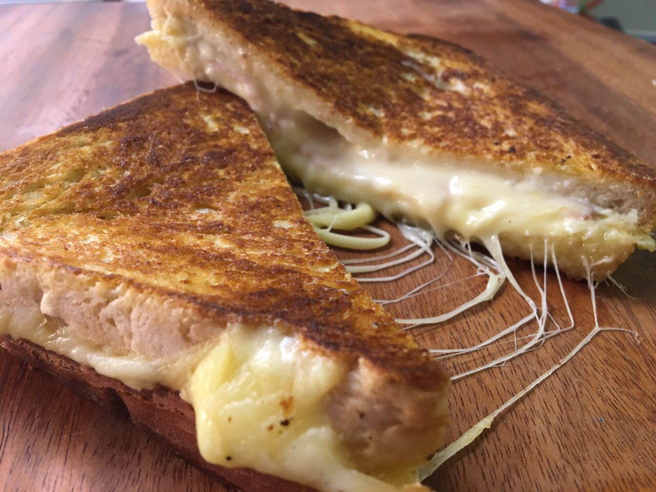 smak Croque Monsieur toasted sandwich