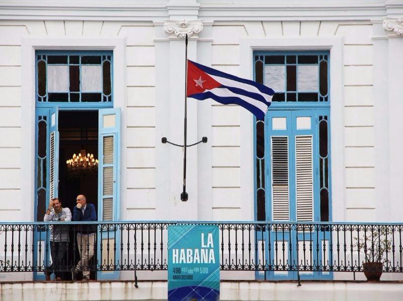 cuba flag travel to cuba