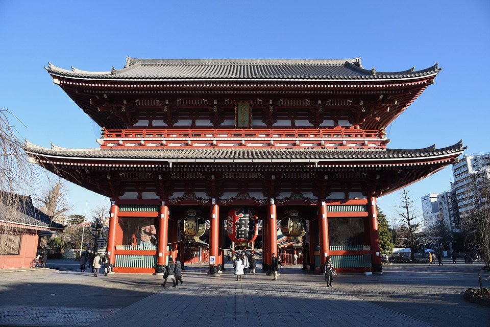 religious temple japan