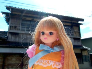 Cure Dolly in Japan
