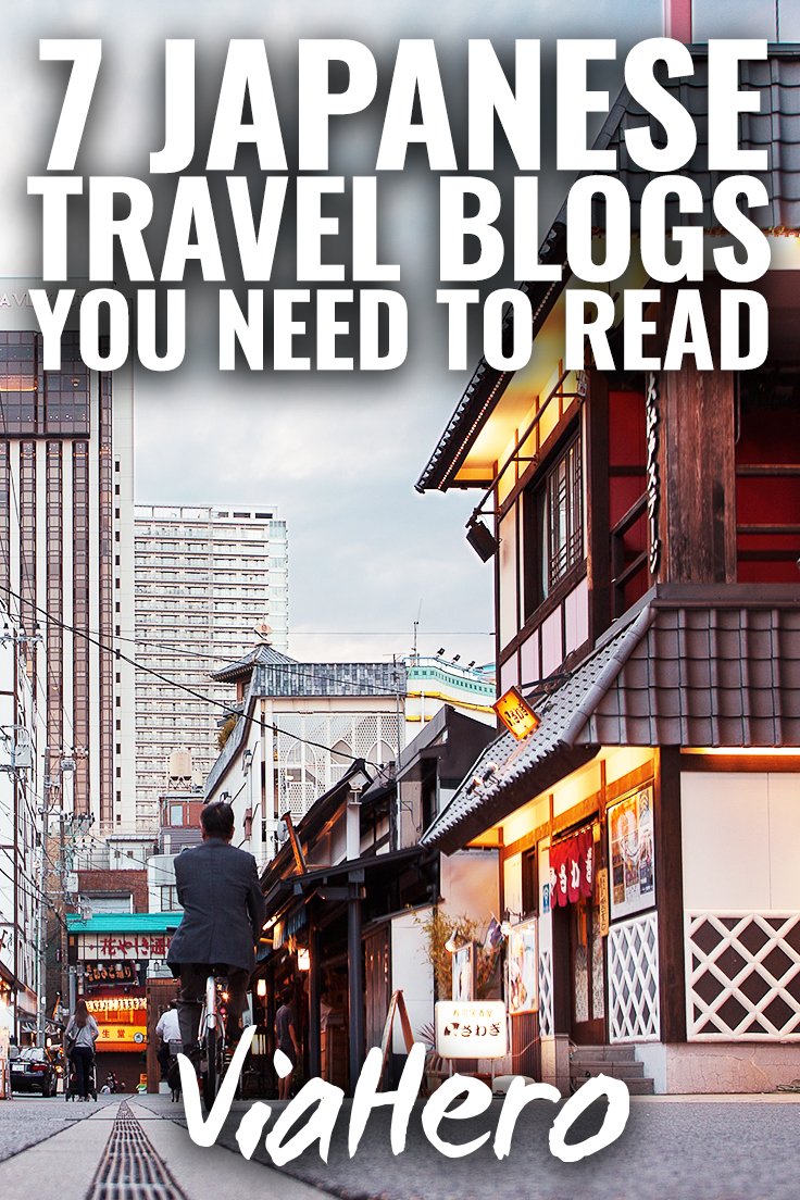 10 Japanese Travel Blogs You Need to Read | ViaHero
