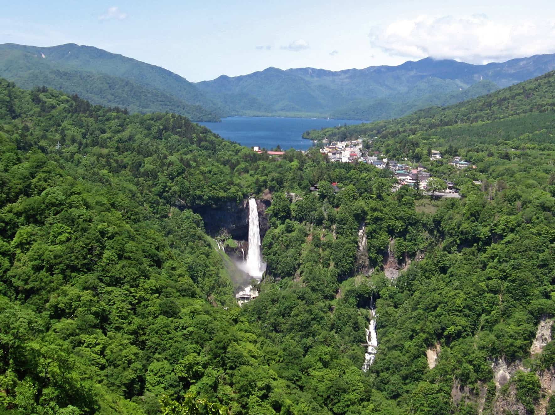 nikko national park japan