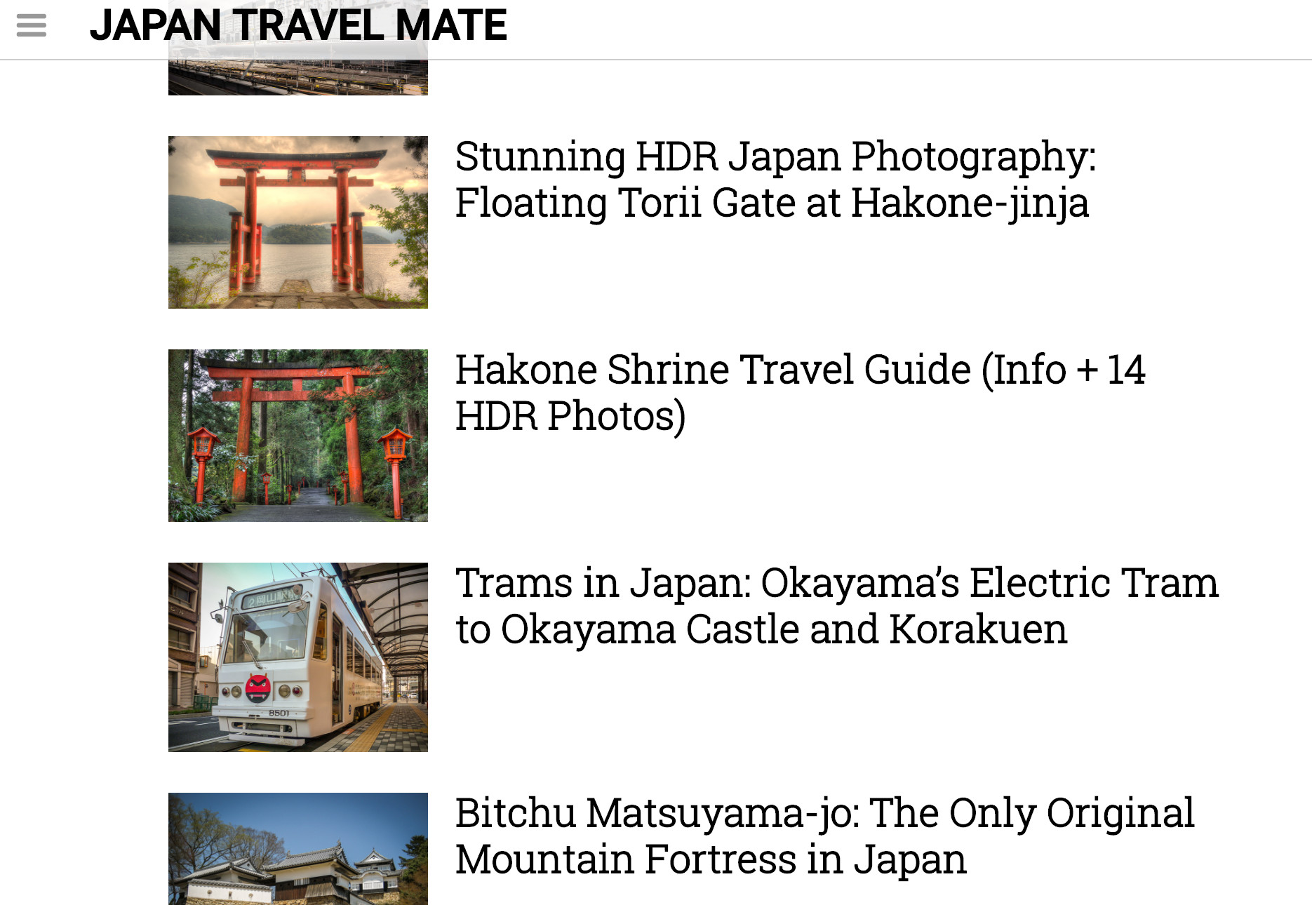 10 Japanese Travel Blogs You Need to Read   ViaHero