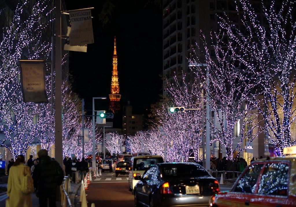 roppongi tokyo itinerary