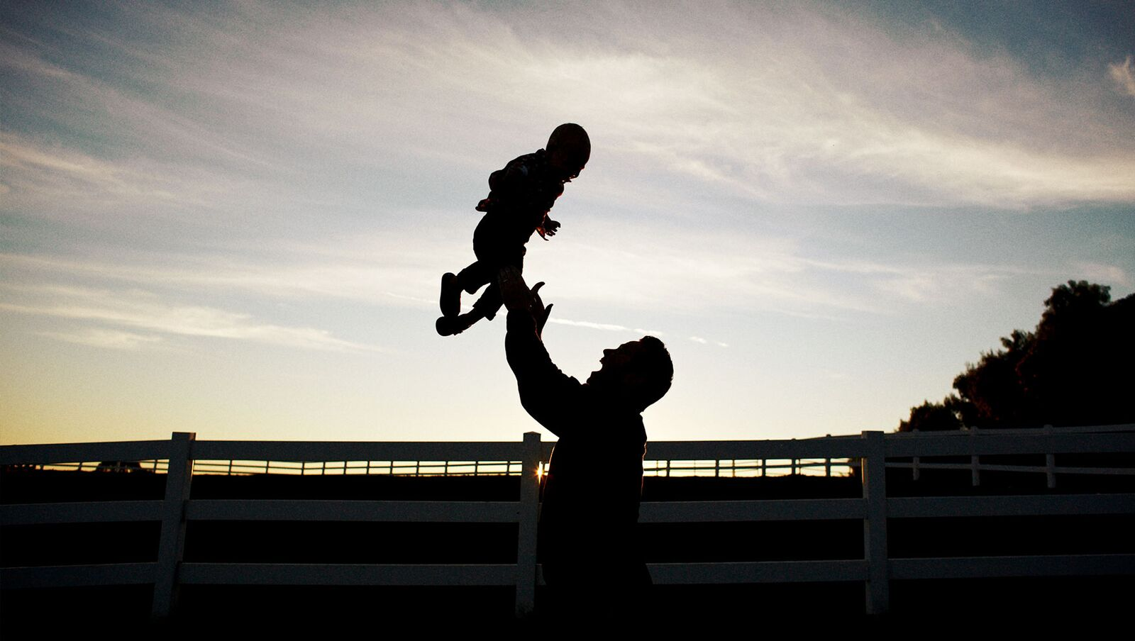 God Is Faithful: My First Father's Day