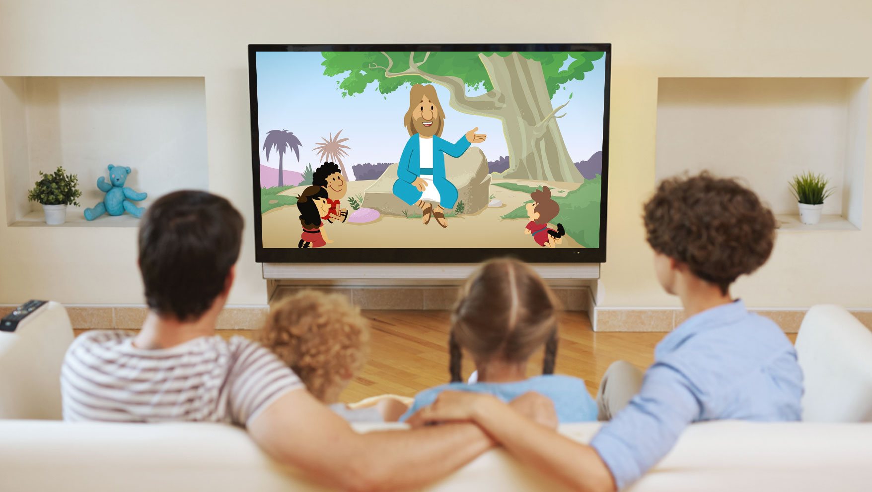 Teach Kids About Jesus All Year Long