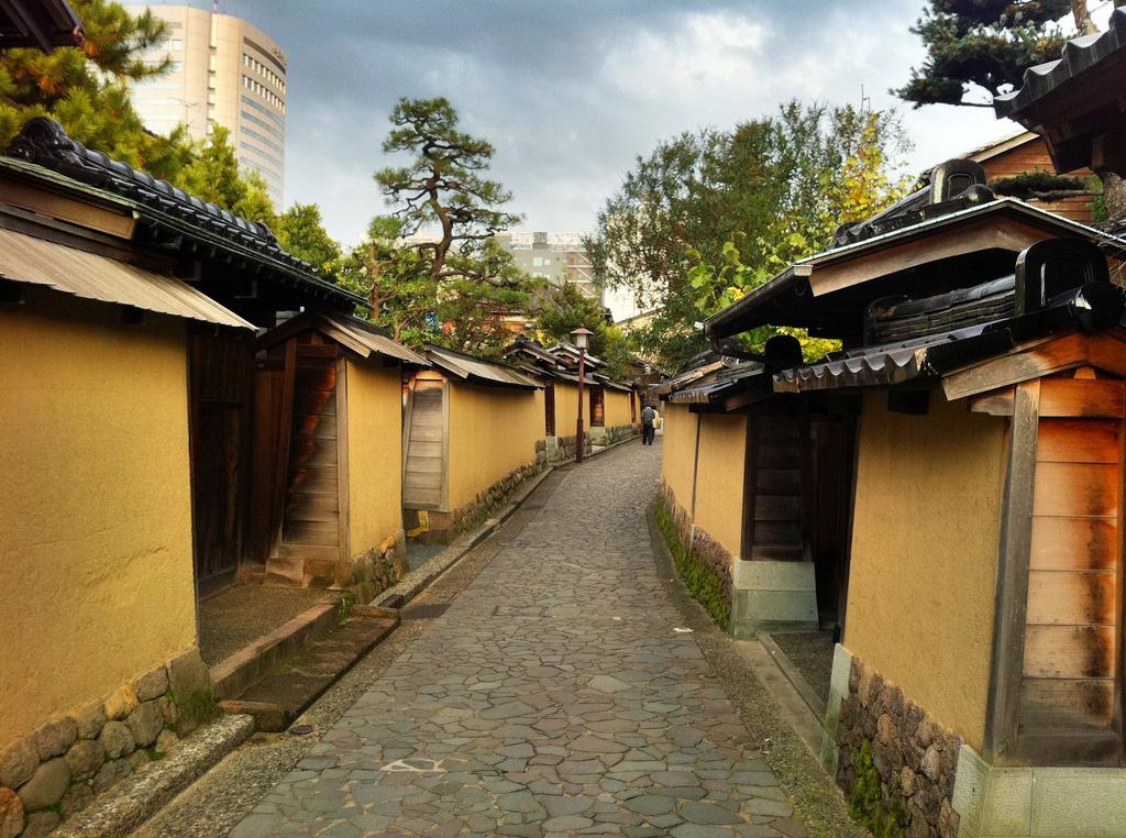 kanazawa  places to visit japan