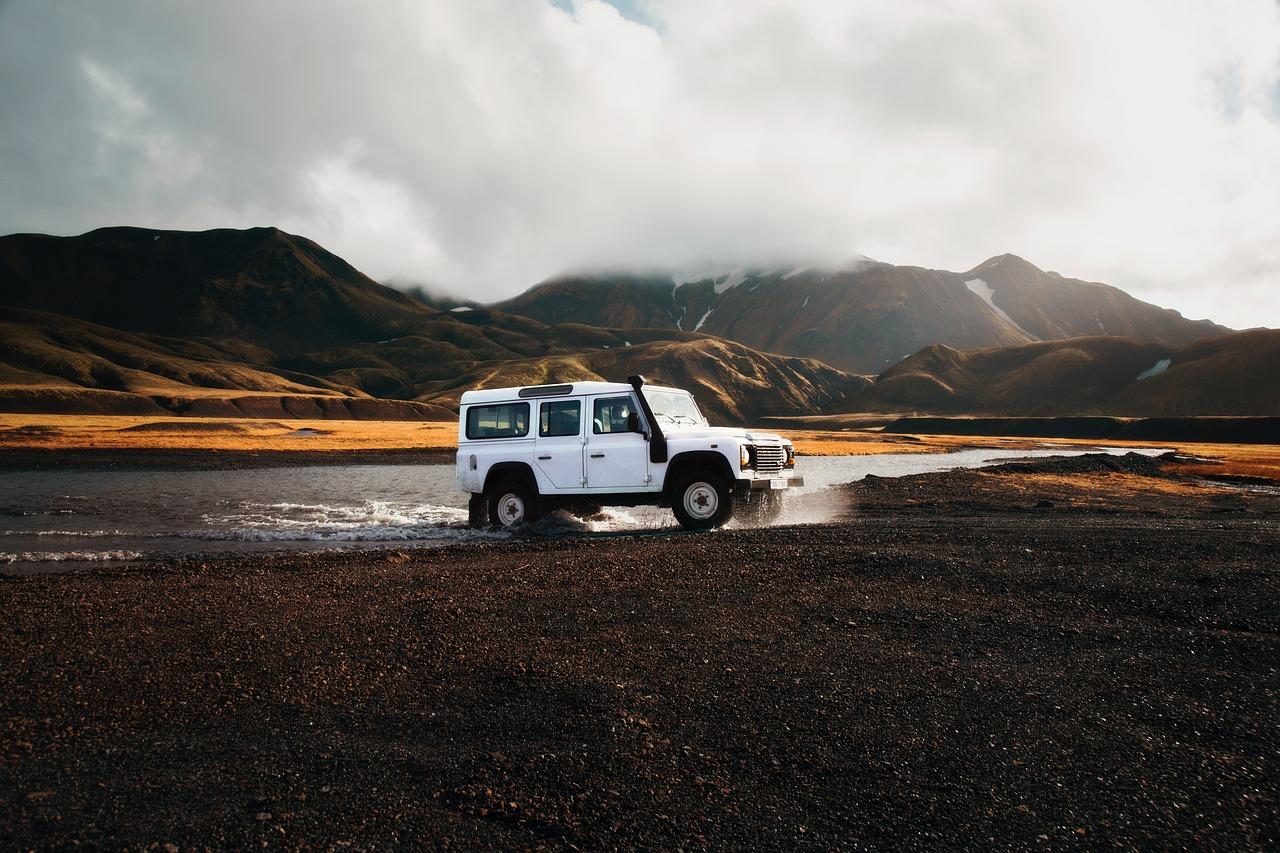 what to do june iceland road trips car driving in mountains
